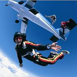 Tandem Skydive in Williamstown, NJ