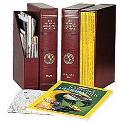 National Geographic Slipcase 1980-1989
