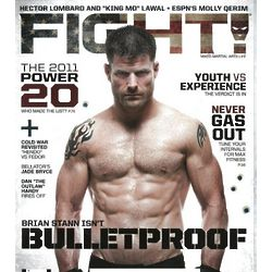 Fight! Monthly Magazine Subscription