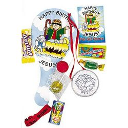 Religious Holiday Party Bag