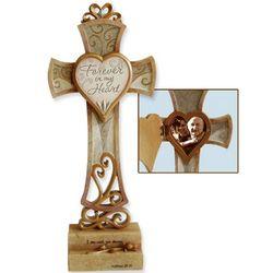 Forever In My Heart Bereavement Cross