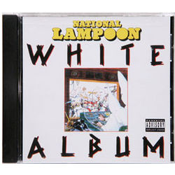 National Lampoon White Album CD