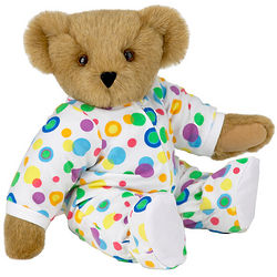 "15"" Pajama Teddy Bear"