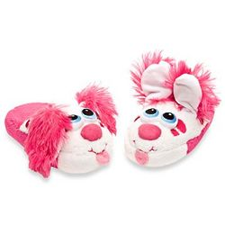 Small Perky Puppy Stompeez Slippers