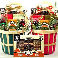 Festive Favorites Holiday Gift Basket