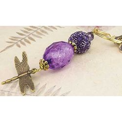 Dragonfly Key Chain