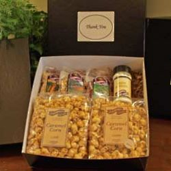 Deluxe Popcorn Special Occasion Gift Box