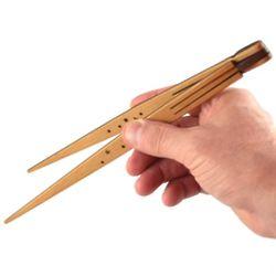 Natural Cherry Wood Folding Chopsticks