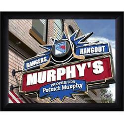 Personalized NHL Hockey Pub Print