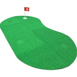 Expandable Green Practice Putting System