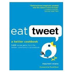 Eat Tweet - A Twitter Cookbook
