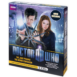 Doctor Who The Jade Pyramid & The Gemini Contagion Audiobooks