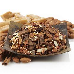 Caramel Almond Amaretti Loose Leaf Herbal Tea
