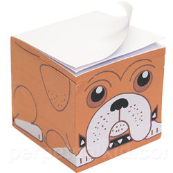 Boxer Notepad