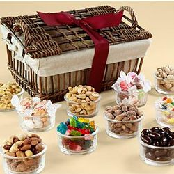 Deluxe Sugar Free Sweets and Savories Gift Basket