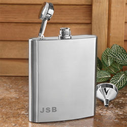 Golden Era Stainless Pocket Flask