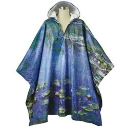 Waterlilies Poncho