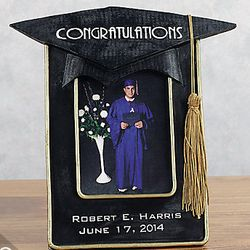 Resin Graduation Frame