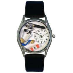 Doctor Silver Watch