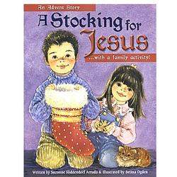 A Stocking for Jesus Children's Book
