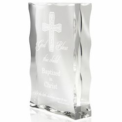 Child's Baptism Day Keepsake