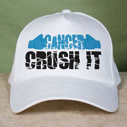 Ovarian Cancer Crush It Hat