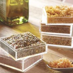 Gourmet Sea Salt and Seasonings