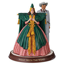 Went With the Wind Figurine