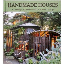 Handmade Houses Hardcover Book