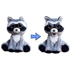 Rascal Rampage Raccoon Growling Feisty Pet Stuffed Animal