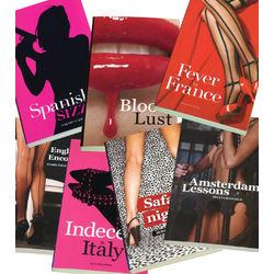 Romance Novel Kit