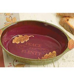 Peace and Plenty Thanksgiving Dish