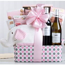 Pinot Noir and Chardonnay Gift Basket