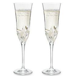 Cetona Toasting Champagne Toasting Flute Set