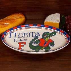 Florida Gators Gameday Oval Ceramic Platter
