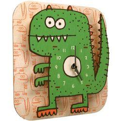 3D Dinosaur Clock