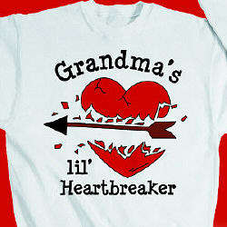 Lil' Heartbreaker Youth Sweatshirt