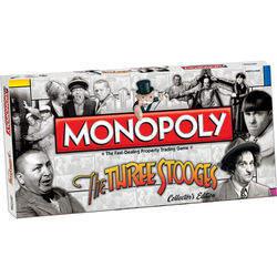 Monopoly Three Stooges Collector's Edition