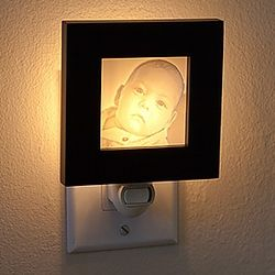 Personalized Lithophane Photo Carved Night Light