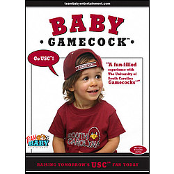 South Carolina Baby Gamecock DVD