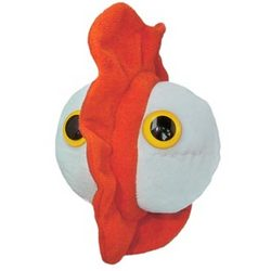 Chickenpox Plush Doll