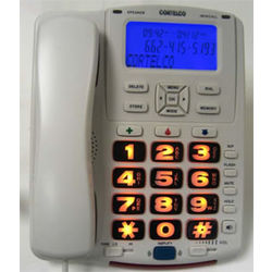 Amplified Big Button Speakerphone with Caller ID
