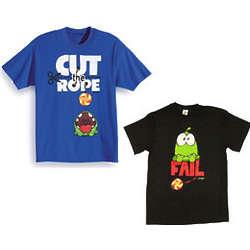 Cut The Rope Fail Tee