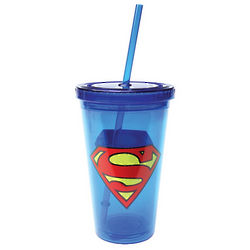 Superman Acrylic Travel Cup