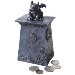 Gargoyle Trinket Box
