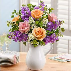 Make Mom's Day Flower Bouquet