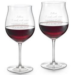 Riedel Sommelier Anniversary Burgundy Wine Glass Set