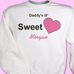 Lil' Sweetheart Youth Sweatshirt