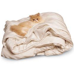 Lightweight Silk Twin Comforter