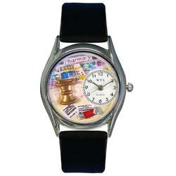Pharmacist Silver Watch